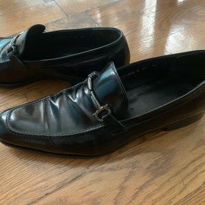 $599 Salvatore Ferragamo Made in Italy Size 10 w D